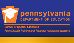logo for: Pennsylvania Positive Behavior Support Implementers' Forum: Going to Scale with 3 Tiered Logic (2012)