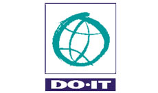 logo for: DO-IT Videos:  Participation of Individuals with Disabilities in Challenging Academic Programs