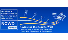 logo for: Paving the Way to Work: A Guide to Career-Focused Mentoring for Youth with Disabilities