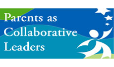 logo for: Parents as Collaborative Leaders: Modules for Trainers (PowerPoints)