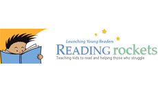 logo for: Reading Rockets Professional Development Webcasts