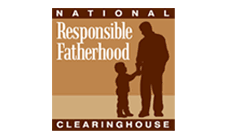 logo for:  Responsible Fatherhood:  A Webinar Series for Professionals